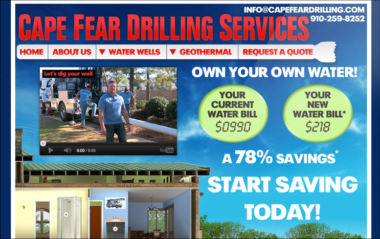 Cape Fear Drilling Services