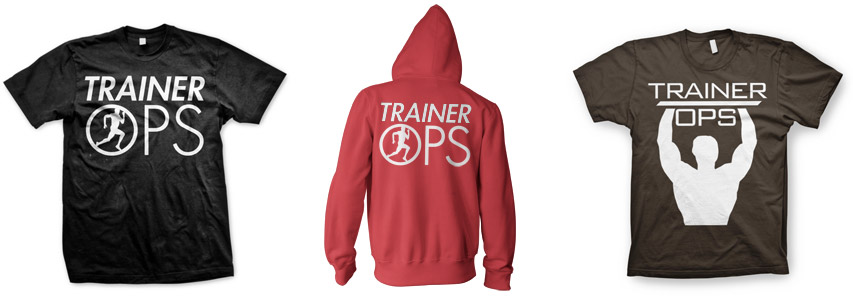 TrainerOPS Clothing