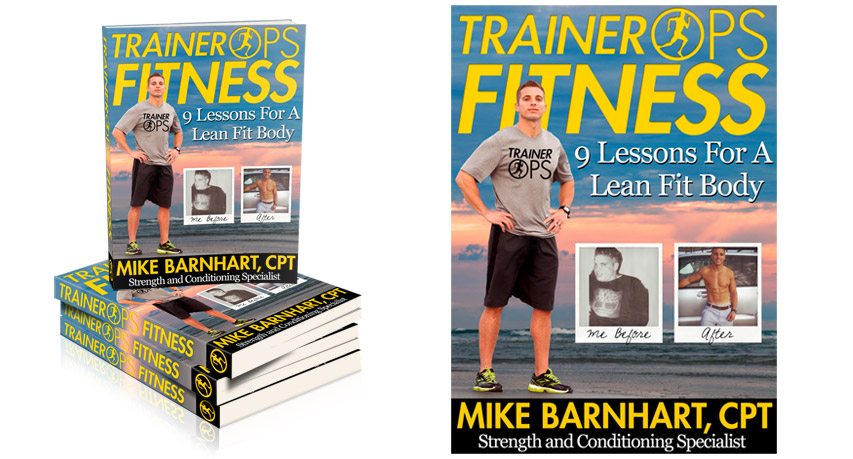 Trainer OPS Fitness Book Cover