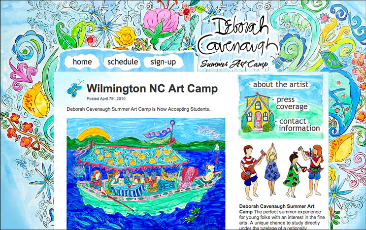 Wilmington Art Camp